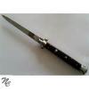 Couteau automatique 28 cm manche bois