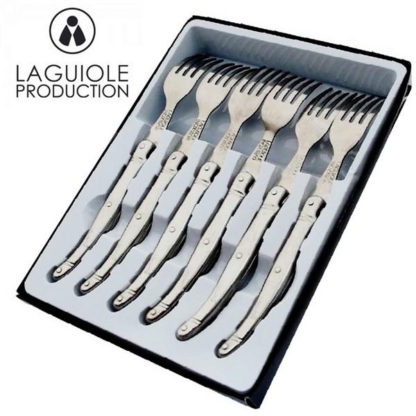 Coffret 6 fourchettes Laguiole ®