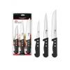 Couteaux de cuisine lot de 3 varié