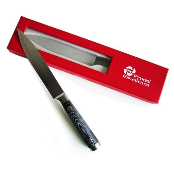 Couteau cuisine lame DAMAS 23cm