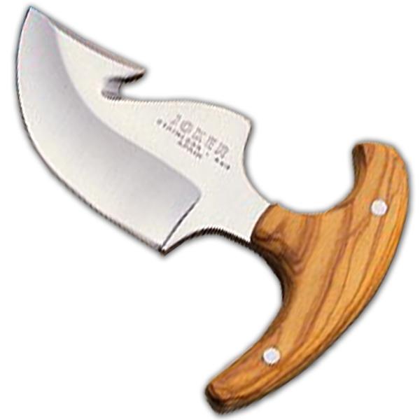 Couteau à dépecer manche Olivier